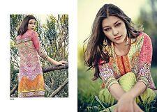 Indian Pakistani Designer Anarkali Salwar Kameez Original Jinaam Miracles 8426
