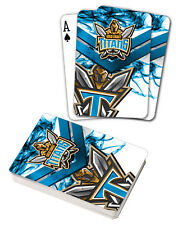 NRL Gold Coast Titans Deck Playing Cards Poker Mascot Cards Christmas Gift