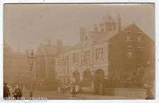 LANCASHIRE, MANCHESTER, MOSS SIDE, NEW FIRE STATION, RP