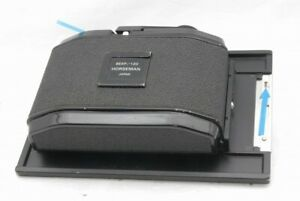 Horseman 8EXP/120 6x9 Roll Film Back Holder for 4x5 *E1346