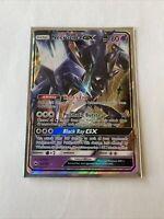 Pokemon Burning Shadows Necrozma GX Holo Ultra Rare Card 63/147