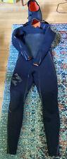 NWOT 280$ Billabong 6/5/4mm Black surf Winter Wetsuit USA Medium