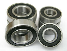 6001-2RS QUALITY RUBBER SEALED BEARING 12x28x8mm
