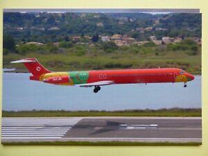 DANISH AIR TRANSPORT    MD 83   OY-RUE