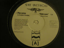 "THE METHOD: FLEX CAMP / DROPPIN SCIENCE STYLE WARS / WITCHCRAFT 12"" DRUM N BASS"
