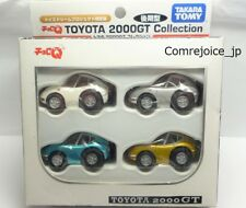 Choro Q TAKARA TOMY TOYOTA 2000GT Collection Toy's Dream Project Mint F/S
