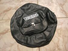 """Scooter Vespa Piaggio 10"""" Spare Tire Cover 150 Super Sprint VBC PX GL GS VLB GT"""