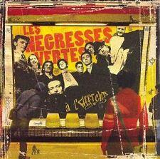 A L'Affiche: Best of... by Les Negresses Vertes (CD + DVD, 2006) France