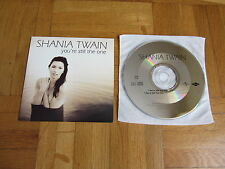 SHANIA TWAIN You're Still The One 1998 FRANCE collectors CD single