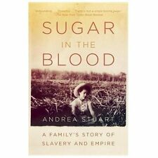 Sugar in the Blood: A Family's Story of Slavery and Empire (Paperback or Softbac