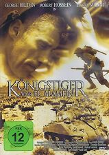 DVD NEU/OVP - Königstiger vor El Alamein - George Hilton & Robert Hossein