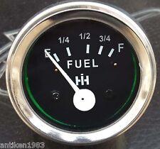 FUEL GAUGE for IH / Farmall  340 Diesel, 460, 560, 660 Tractor -369607R91