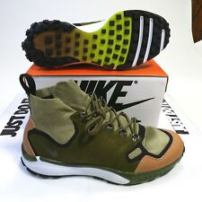 $225 Men's Nike Air Zoom Talaria Mid FK PRM Size 11.5 Style 875784 001 NEW