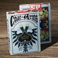 Coat of Arms Playing Cards New Deck