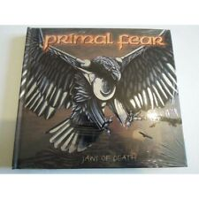 CD New S/S Primal Fear  -  Jaws of death