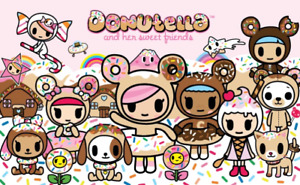 Tokidoki Minifigures Donutella/Neon Stars/Tiny Terrors - YOU CHOOSE