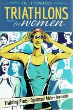 Triathlons for Women by Edwards Sally - Book - Soft Cover - Sports