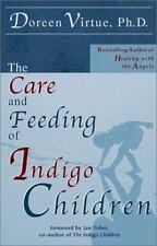The Care and Feeding of Indigo Children, Doreen Virtue, Good Condition, Book
