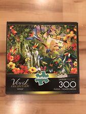 Buffalo Vivid Collection Wings 300 Piece Jigsaw Puzzle FREE SH Butterflies Birds