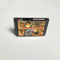 Soul Blade - 16 bit Game Card For Sega Genesis / Mega Drive System
