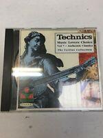 Technics Music Lovers Choice Vol 7 Music CD
