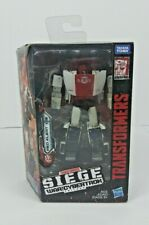 Transformers Siege War For Cybertron RED ALERT Deluxe Complete Wfc