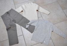 lot garçon T 3 ans 1 Pantalon neuf verbaudet taille réglable 1 pull coudé mail T