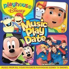 PLAYHOUSE DISNEY: MUSIC PLAY DATE (NEW CD)