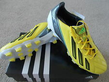 MENS ADIDAS FOOTBALL BOOT adizero F50 TRX HG LEATHER UK 7.5 FIRM HARD GROUND