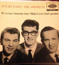 Buddy Holly EP 45RPM Speed Music Records