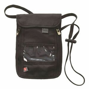 Travel Bag RFID-Blocking Neck Stash Hidden Security Travel Bag