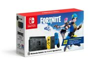 Nintendo Switch: Fortnite Special Set PSL limited JP