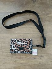 BNWT Victorias Secret PINK Lanyard, ID Card Holder, Wallet, Purse