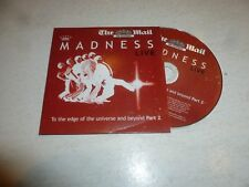 MADNESS - To the edge of the universe & beyond - Part 2 - Live - 10-track CD