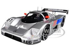 SAUBER MERCEDES C9 #61 WINNER SUZUKA 1989 1/18 DIECAST MODEL BY NOREV 183441