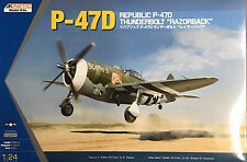 "Kinetic Models - 1/24 P-47D Thunderbolt ""Razorback"" - K3208"