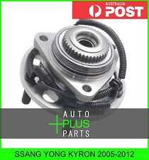 Fits SSANG YONG KYRON 2005-2012 - Front Wheel Bearing Hub