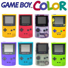 Nintendo GB / Game Boy Color (versch. Farben / Editionen) Handheld-Spiel-Konsole
