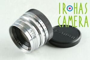Fuji Fujifilm Fujinon 35mm F/2 Lens for Leica L39 #34506C2