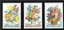 Les floralies - 1966 / 1968 - neuve émise en 1980 + pochettes noires
