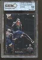 1995-96 Kevin Garnett Upper Deck #273 Gem Mint 10 Rc Celtics