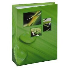 "Hama ""Singo"" Minimax Album, for 100 photos with a size of 10x15 cm, green"