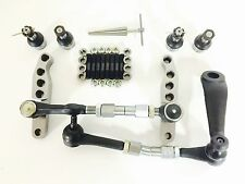 GM/CHEVY/FORD/JEEP DANA 44 COMPLETE 1-TON Y-LINK CROSSOVER HIGH STEER KIT
