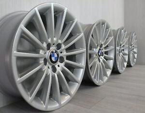 "REFURBISHED Genuine 18"" BMW 5-series F10 F11 Style 237 wheels P/N: 6775407"