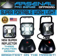 New Pro Design 10W Portable Rechargeable ARSENALTM LED Work Light