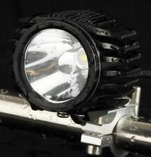 2 X 35W Motorcycle Super Bright CREE LED Headlight Driving Fog Spot Light Lamp