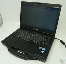 Panasonic ToughBook CF-53 w/ i3-231 2.10 GHz 4 GB RAM Laptop POWER ON & POST