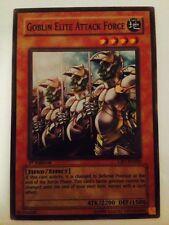 Forza d'attacco goblin d'elite - Yu Gi Oh! Super Rara 1 Ed. - CRV-EN020 - ENG