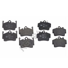 For Porsche Boxster Cayman Front & Rear Disc Brake Pads KIT Ate OEM