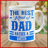 Coffee Mug Dad Father Daddy Grandpa Father's Day Barista Gift Gifts Mugs
